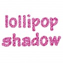 Lollipop Shadows Letters Lower Case Westminster Sizzix Bigz Dies