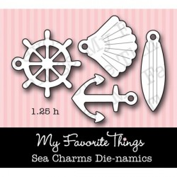 Sea Charms Die-namics
