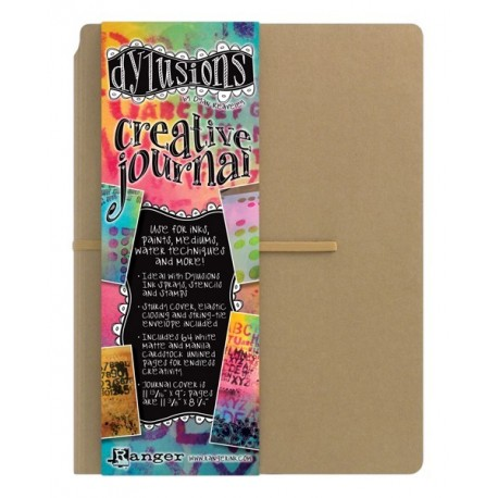 Creative Journal Dyan Reaveley's Dylusions