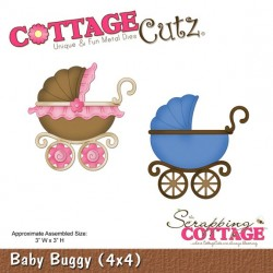 Baby Buggy CottageCutz