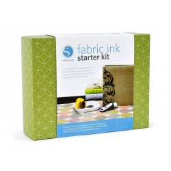Fabric Ink Starter Kit Silhouette