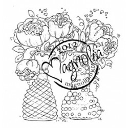 Bouquets with Love - WL13
