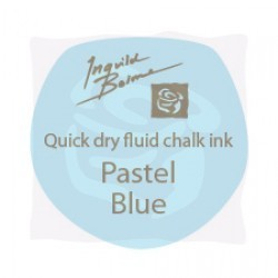 Pastel Blue Chalk Fluid Edger Prima Marketing