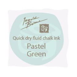 Pastel Green Chalk Fluid Edger Prima Marketing