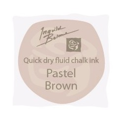 Pastel Brown Chalk Fluid Edger Prima Marketing