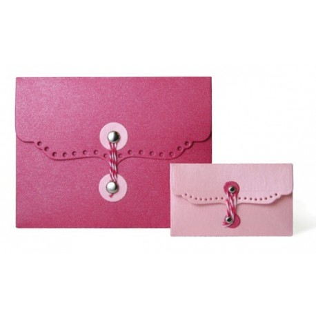 Eyelet Envelope Set Lifestyle Crafts