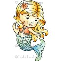 Mermaid Marci La-La Land Cling Mount