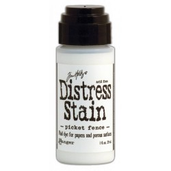 Picket Fence Distress Stain