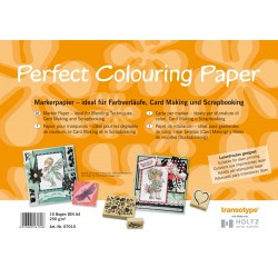 Perfect Colouring Paper