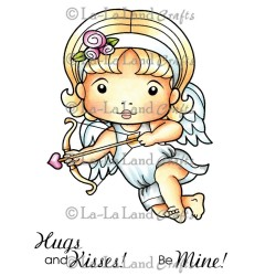 Cupid Marci La-La Land Cling Mount