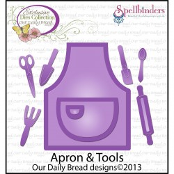 Apron and Tool Nestabilities Spellbinders