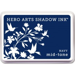 Navy Hero Arts Shadow Ink