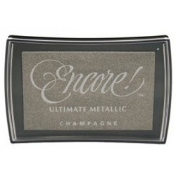 Encore Ultimate Metallic Champagne
