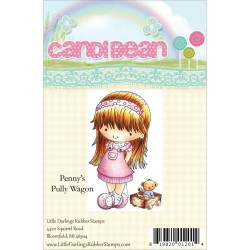 Penny's Pully Wagon Candi Bean Little Darlings