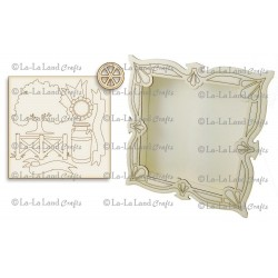 Country Style Shadow Box Kit La-La Land