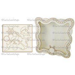 Nautical Shadow Box Kit La-La Land