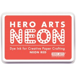 Neon Red Hero Arts Ink