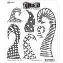 Doodle Delight Dyan Reaveley's Dylusions Cling Stamp