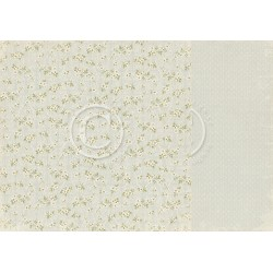 "White Blossom 12"" x 12"" Shoreline Treasures Pion design"