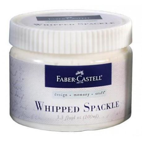 Whipped Spackle Jar 100ml Faber Castell