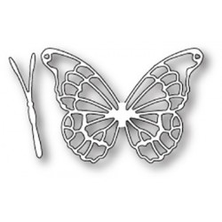 Willoughby Butterfly Wings Memory Box Die