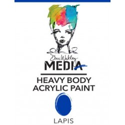 Lapis Media Heavy Body Acrylic Paints Dina Wakley
