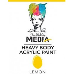 Lemon Media Heavy Body Acrylic Paints Dina Wakley