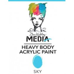 Sky Media Heavy Body Acrylic Paints Dina Wakley