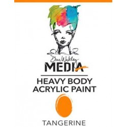 Tangerine Media Heavy Body Acrylic Paints Dina Wakley