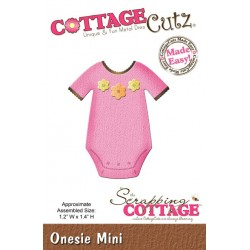 Onesie Mini CottageCutz