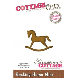 Rocking Horse Mini CottageCutz