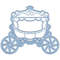 Princess Carriage Creatables Marianne Desing