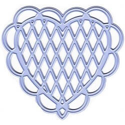 Billie's Heart-Lattice Joy! Craft