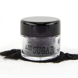 Black Art Ingredients Art Sugar Ultra Fine Glitter 21 oz