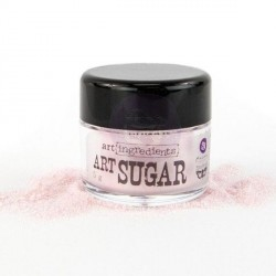 Light Pink Art Ingredients Art Sugar Ultra Fine Glitter 21 oz