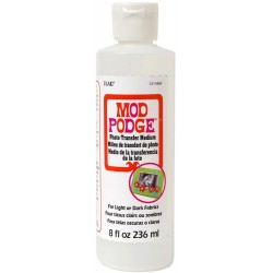 Mod Podge Photo Transfer Medium 8 oz