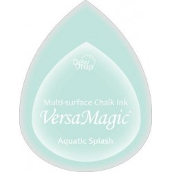 Aquatic Splash Versamagic Dewdrops Chalk Ink