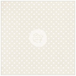 "Dots Elementals Resist Canvas 12"" x 12"" Prima Marketing"