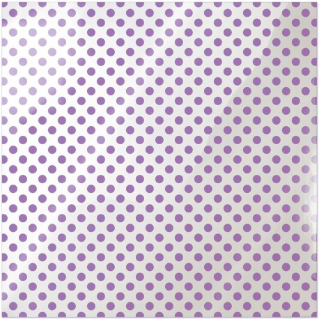 "Neon Purple Dot Clearly Bold Acetate Sheets 12"" x 12"""