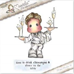 Time to Drink Champagne Edwin duo - LD15