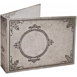 """Chronicle Large Worn Cover 6,5""""x9"""" Idea Ology by Tim Holtz"""
