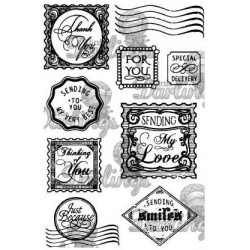 Postage Stamps Little Darlings