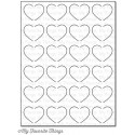 Fluttering Hearts Cover-Up Die-namics