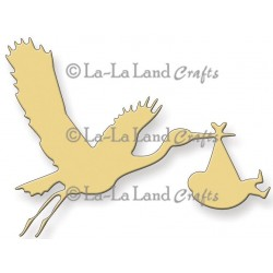 Stork Die La-La Land Crafts
