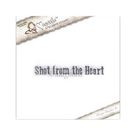 Shot from the Heart (text) - WWW-15 Magnolia
