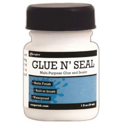 Glue N'Seal Matte Finish 1 oz Multi-Purpose Glue and Sealer Ranger