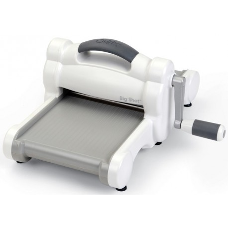 White & Gray Big Shot Machine Only Sizzix