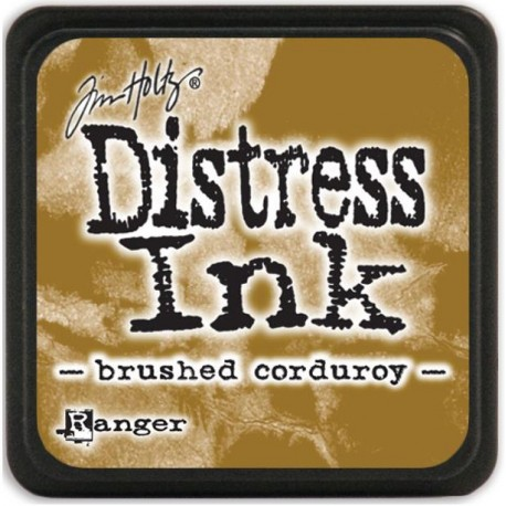 Brushed Corduroy Distress Mini Ink Pads Tim Holtz