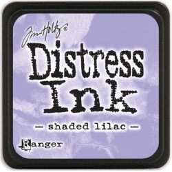 Shaded Lilac Distress Mini Ink Pads Tim Holtz