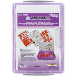 Cling & Clear Stamp Storage Zutter